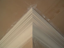 Plaster Moulding Fixing/Fitting Service